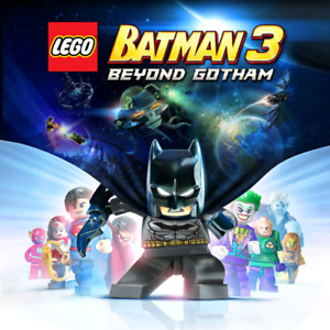 LEGO BATMAN 3 FOR XBOX 360