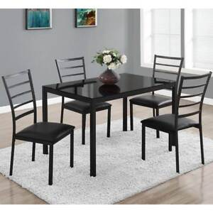 Monarch Brand Furniture - Best Price On I 1025 5 Pc Dinette!