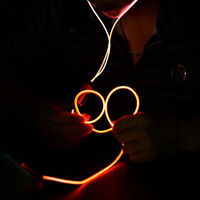 3.5 mm LED Light Up Visible Glowing In-Ear Earphones Headphone