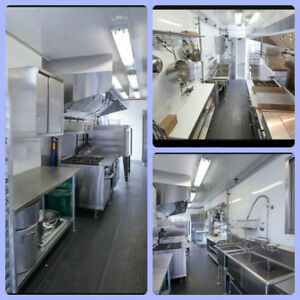 Scadding Court Community Centre Commercial Kitchen For Rent!