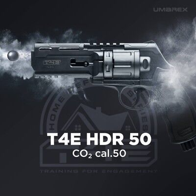T4E HDR 50 Paintball Revolver Cal.50 für Home Defense  online kaufen
