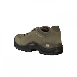 Lowa Renegade II GTX Lo Size 7 Brown Europe size 38 never Worn