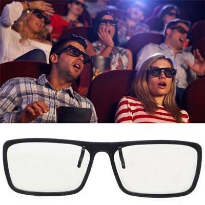 Type 3D Glasses 0.22mm Clip-On Circular Passive Polarized Fo