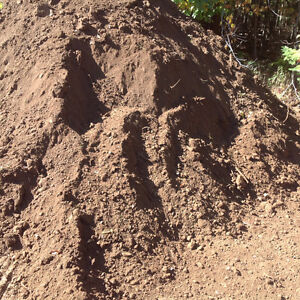 TOP SOIL / CLEAN RICH FROM PASTURE/DELIVERED