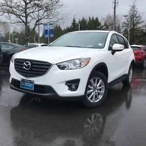 2016 Mazda CX-5 GS-L AWD NO ACCIDENT**LOW KM**LEATHER SEATS**