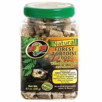 LM Zoo Med Natural Forest Tortoise Food 8.5 oz Natural Forest Tortoise Food