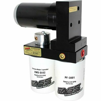 FASS 110 GPH Titanium Fuel Air Lift Pump For 2014-2018 Ram 1500 3.0L EcoDiesel