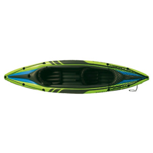 BRAND NEW IN BOX 2 People Inflatable Kayak Package