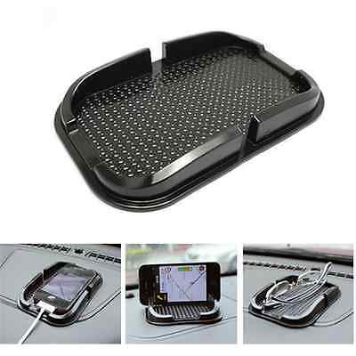 Car Non-slip Mats For Mobile Cell Phone Accessories GPS Mount Stick Holder Black