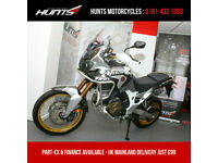 2019 '69 Honda CRF1000L Africa Twin Adventure Sports. Only 1,908 Miles. £10,995