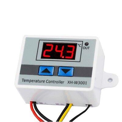 24v220v Digital Temperature Controller Temp Sensor Thermostat Control Relay Us