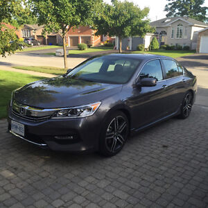 2016 Honda Accord Sport Sedan - accident free