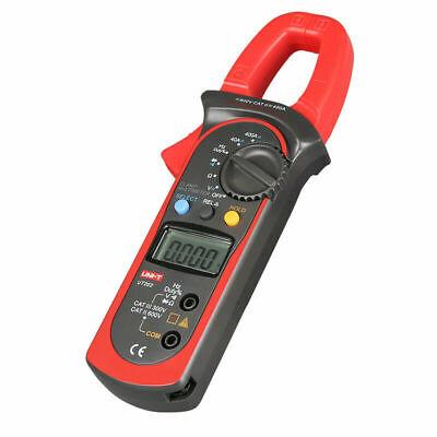 Uni-t Ut203 Digital Multimeter Handheld Clamp Tester Meter Dmm Amp Ce Ac Dc L