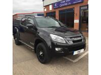 2015 65 ISUZU D-MAX BLADE MANUAL WITH LEISURE CANOPY