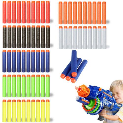 100-400 Nachfüll Refill Darts Pfeile Elite Clip Darts Bullets für NERF N-Strike