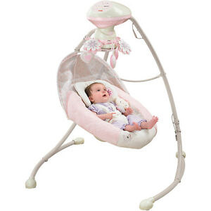 Fisher Price My Little Sweetie Swing
