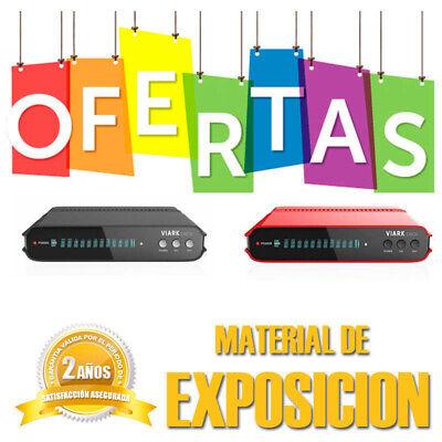 RECEPTOR VIARK DROI HD- EXPOSICIÓN. !! FACTURA Y 2 AÑOS DE GARANTIA