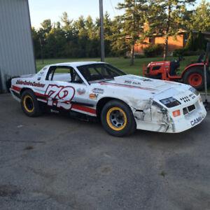 Dirt Racecar