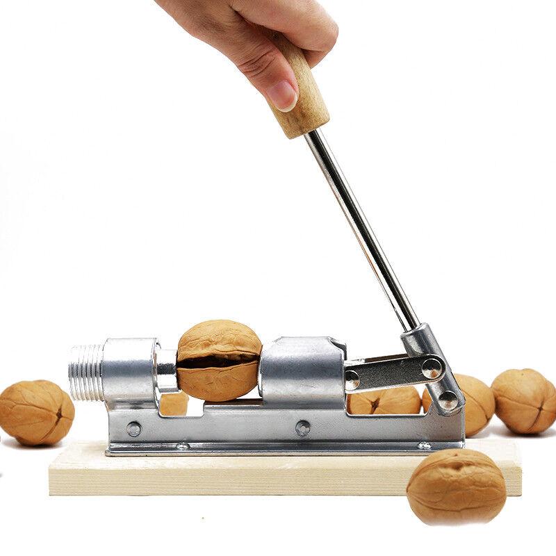 Nut Cracker Heavy Duty Walnut Plier Nut Opener Shell Cracker Shell Remover