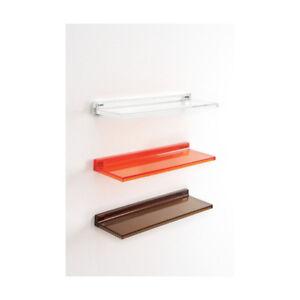Laufen 385330 Kartell Shelf Tangerine Orange