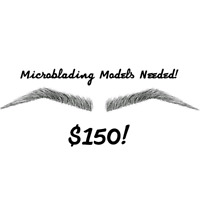 Microblading Models Needed!