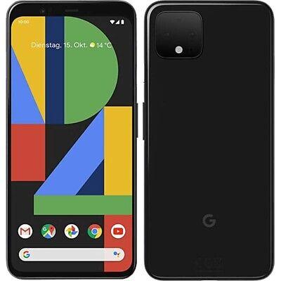 Google Pixel 4 64GB   Just Black   4G LTE GSM Unlocked Smartphone  A+