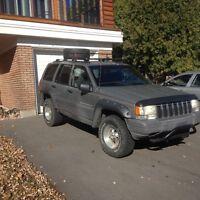 1996 Jeep Cherokee Laredo VUS