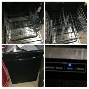 Samsung Black Stainless Steel Dishwasher $200.00