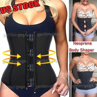 (Faja Body Shaper Silmming Waist Training Control Corset Women Top Belt Underbust)
