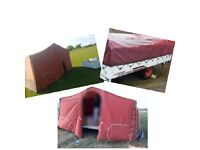 Conway camargue trailer tent for sale