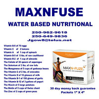 RSVP Discover Maxnfuse Survival Food Feb 13th 1PM Whitespot