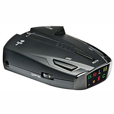Cobra Esd7570 9-band Performance Radar/laser Detector Wit...