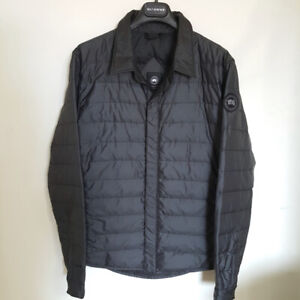 Canada Goose Roxton  Black Label
