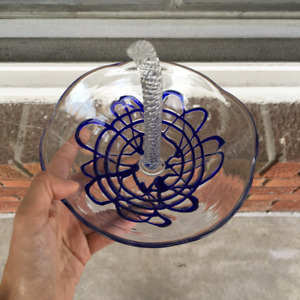 Glass Umbrella Dish