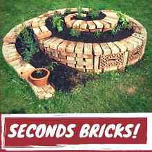Cheap Clay Seconds Bricks!! Range of colours available! Adelaide CBD Adelaide City Preview
