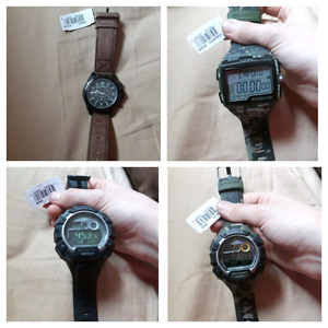 4 digital timax watches
