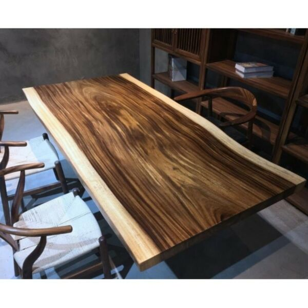 TSAW 034 South America Walnut Solid Wood Dining Table