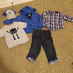 Gymboree Toddler Boy's clothes 12-18 months