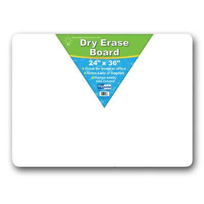 Flipside Dry Erase Board 24 X 36