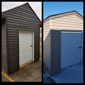 Shed packages