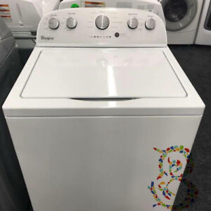 CHRISTMAS SALE: TOPLOAD WASHER for ONLY $299! WARRANTY INCLUDED