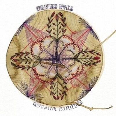 Oakley Hall - Gypsum Strings  CD  9 Tracks  Alternative Rock  Neuware