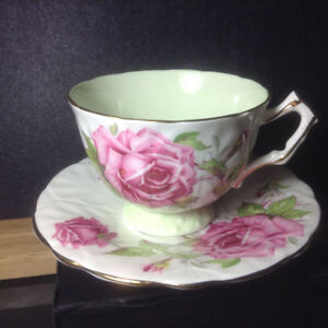 Old Aynsley Cup and Saucer
