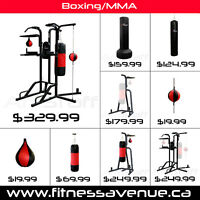 Boxing MMA Gear Heavy Bag Boxing Station