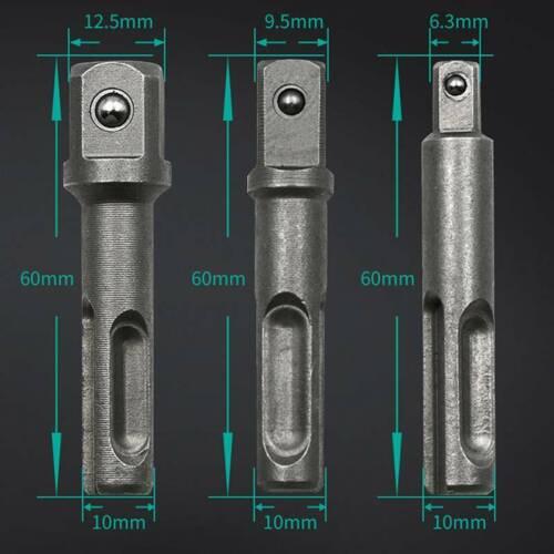 electric hammer drill chuck adapter air power