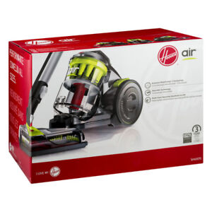 HOOVER AIR BAGLESS MULT-CYCLONIC CANISTER VACUUM - SH40070