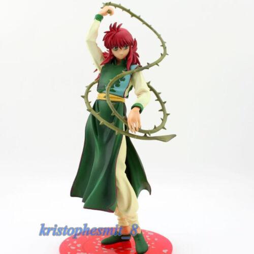 "1/8 YuYu Hakusho Kurama ARTFX J With Box 7.9"" Figure Model Japanese Anime PVC"