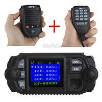 Qyt Kt-8900d Vhf Uhf Colore Schermo Cellulari Radio Ricetrasmettitore W/bt-89 W3 -  - ebay.it