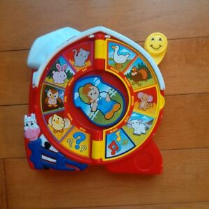 The Farmer Says by Fisher Price