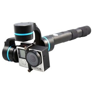 OPEN BOX DEAL on FY G4 3 Axis Gimbal for GoPro and Action Cams